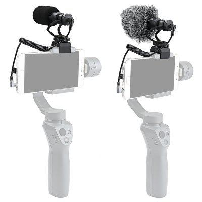 1/2 Microphone for DJI OSMO Gimbal Part