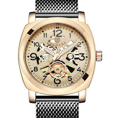 BAGARI 1667W Waterproof Male Quartz Watch