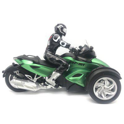 Yuandi YD898 - MT1901 1/6 Scale RC Motorcycle 27MHz Remote Control Toy