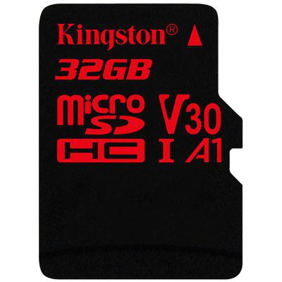 kingston SDCR / 32GBSP Micro SDHC Card Class 10 UHS-I U3 32GB