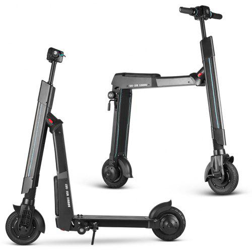 WW WWBETTER W - 007A Dual Use Electric Scooter Smart Folding Bike