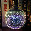 Creative LED 3D Gypsophila Light Bulb Christmas for Room Decoration - MULTI-A