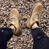 Fashion Comfortable Suede Durable High-top Classic Boots - BROWN SUGAR