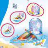 Musical Fountain Ship for Kids - DAY SKY BLUE