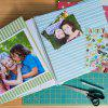 Papier d'impression photo 4R A6 6 pouces 30PCS - BLANC