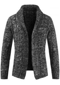 48996873cf887 Mens Sweaters   Cardigans - Crew Neck Sweater and Black Cardigan ...