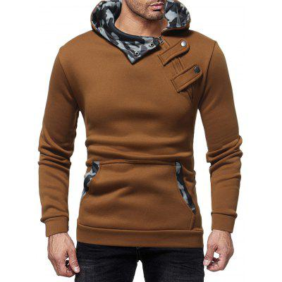 Male Stylish Fashionable Slim Fit Hoodie Sweatshirt