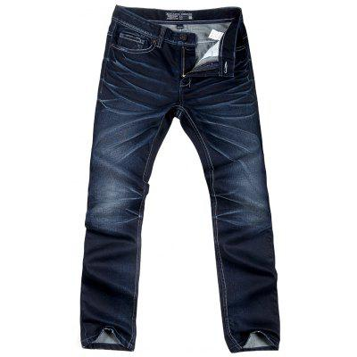A LA MASTER Jeans Herren Relaxed Fit Jeans