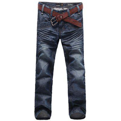 A LA MASTER Male Relaxed Fit Jeans