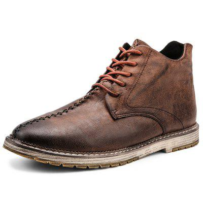 Men Leisure Comfortable Soft Stylish Classic Boots
