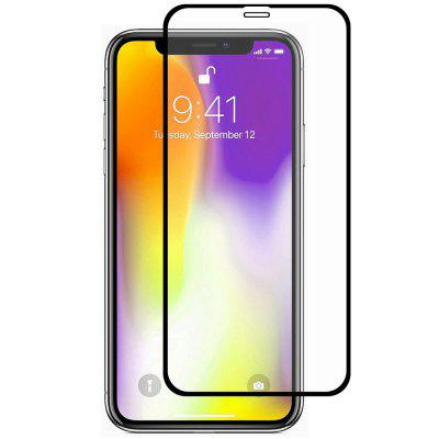 Hut - Prinz 0,26 mm 9H 2.5D Arc Full Screen Protector für 6,5 Zoll iPhone XS max
