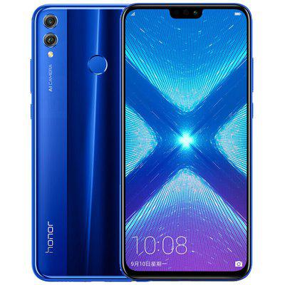 HUAWEI Honor 8X 4GB RAM 4G Phablet English and Chinese Version