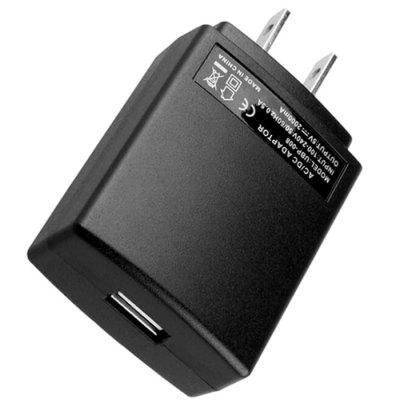 USB Charger Power Adapter US Plug 5V 2A