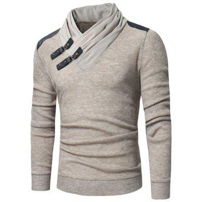 Pull Mode Slim Tricot Hommes Pull
