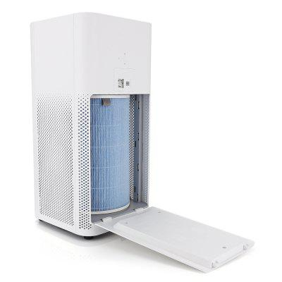 Image result for Xiaomi Mi Air Purifier 2S White display