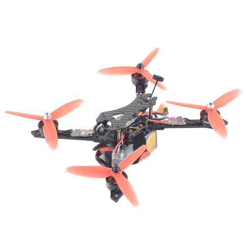 STX225 DIY Version FPV Racing RC Drone Kit
