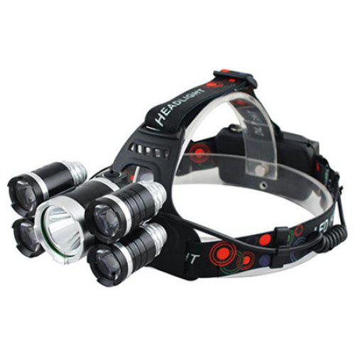 Waterproof Headlamp Powerful LED Headlight for Camping
