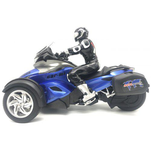 Yuandi YD898 - MT1902 1/6 RC Motorcycle 27MHz Remote Control Toy Gift