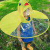 Little Yellow Duck Cute Cape Raincoat - ZON GEEL