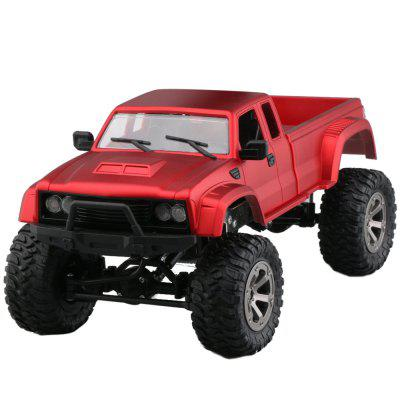 FY002A 2nd Generation 1/14 2.4G RC Car Military Truck
