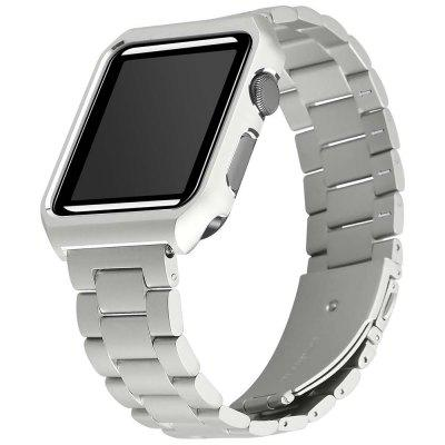 Stylish Stainless Steel Strap for Apple Watch 42mm