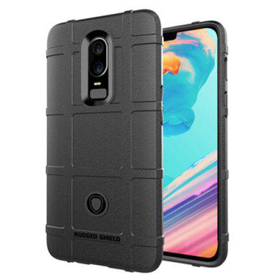 TPU Bumper Back Case Cover for OnePlus 6
