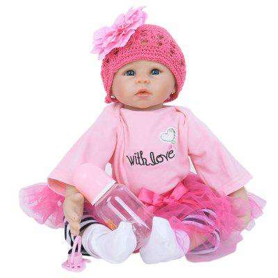 Симуляторы Reborn Baby Ornament Training Doll Prop Sleep Helper Toy