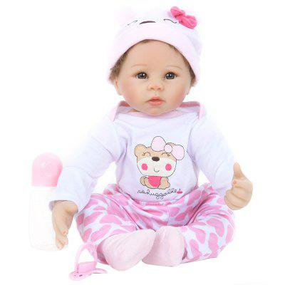 Reborn Baby Training Prop Sleep Helper Doll Ornament Toy