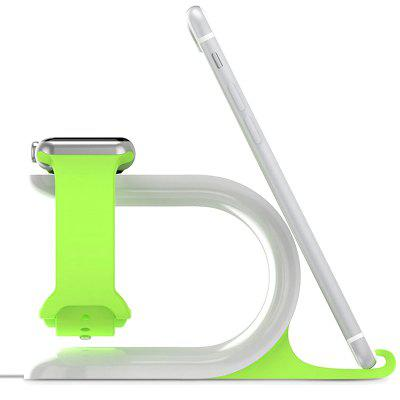 Multifunctional Portable Bracket for Supporting  Mobile Phone and Watch