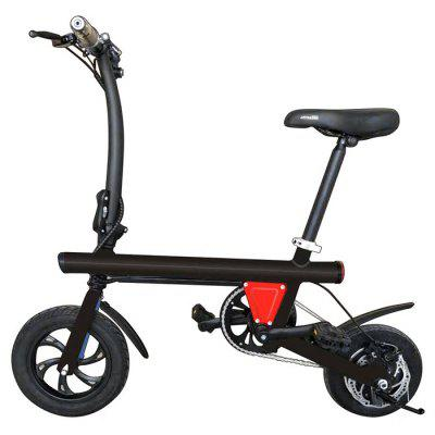Rcharlance D1 Outdoor 7.8Ah Battery Smart Folding Electric Bike Image