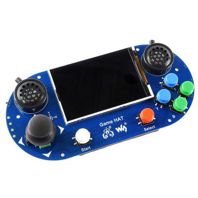 Waveshare Game HAT (EN) Portable Game Console Expansion Board
