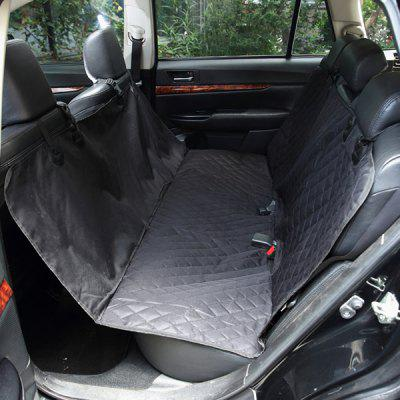Practical Waterproof Car Back Seat Mat