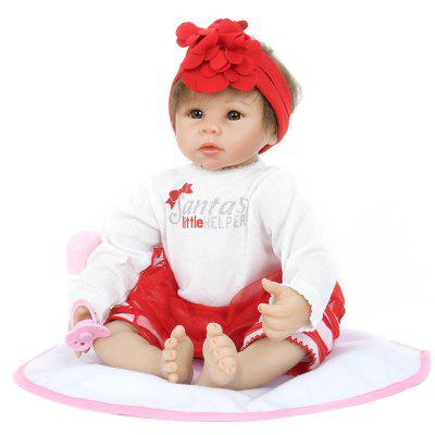 Simulation Reborn Baby Training Doll Prop