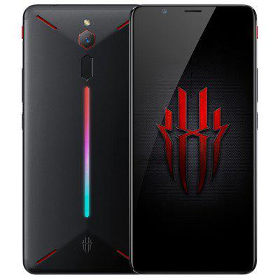 Nubia Red Magic 6.0 inch 4G Phablet English and Chinese Version - BLACK