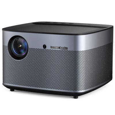Original XGIMI H2 DLP 1350 ANSI Lumens Home Theater Projector - LIGHT SLATE GRAY