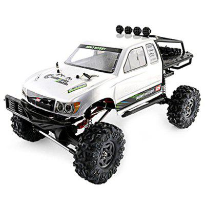 Remo Hobby 1093 - ST RC Car 1/10 2.4G 4WD Brushed Off-road Truck RTR Toy