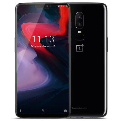 OnePlus 6+64GB is on sale, this classic cost-effective Android phone features 16.0MP + 20.0MP Rear Camera