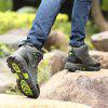 Outdoor Wear-resistant Hiking Sneakers for Men - GRAY
