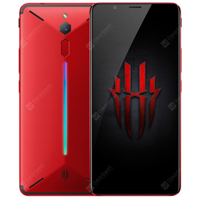 Nubie Red Magic 6 + 64GB