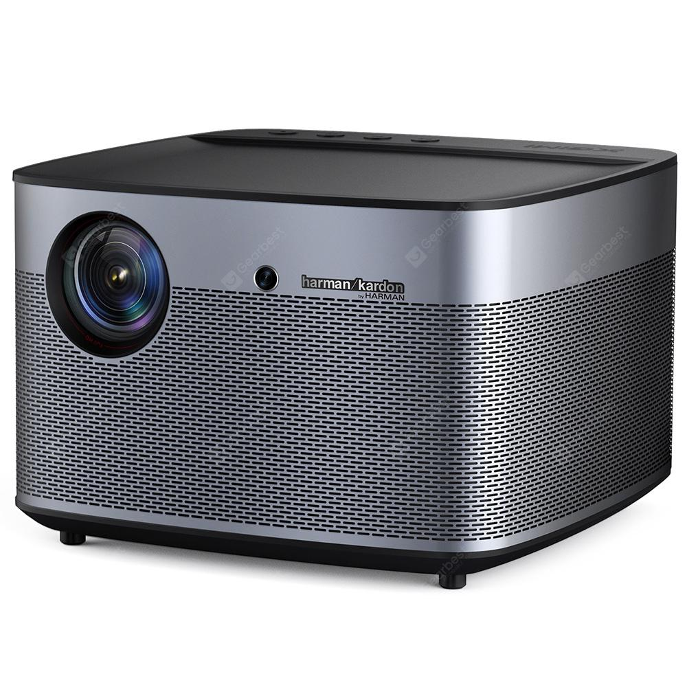 Original XGIMI XHAD01 H2 DLP 1350 ANSI Lumens Home Theater Projector- Light Slate Gray XHAD01 ( H2 )