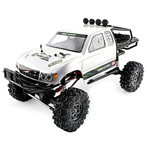 Remo Hobby 1093 - ST RC Car 1 / 10 2.4G 4WD Spazzolato Off-Road Crawler Truck RTR Toy - PLATINUM