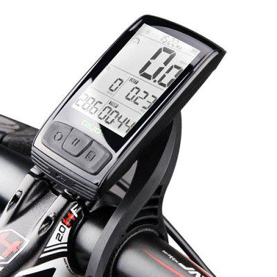 GIYO Wireless Bicycle Computer Speedometer Odometer from Gearbest