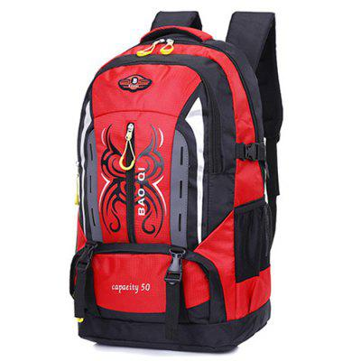 Outdoor Water-resistant Large Capacity Travel Sports Backpack