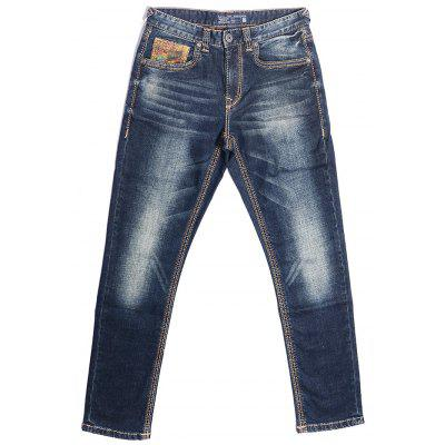 A LA MASTER Fashion Comfortable Jeans for Men