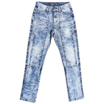 A LA MESTRE Cool Jean for Men