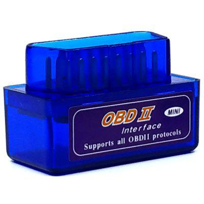 C01 OBD2 OBDII Scanner de Diagnostique Bluetooth de Voiture