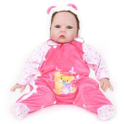 DIY Silicone Baby White Embryo Mold Reborn Doll