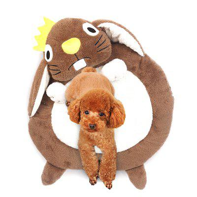 Cute Bunny Shaped Pads Nests for Dogs and Cats