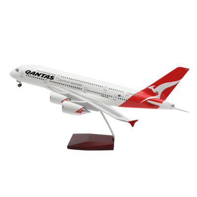 LED Airplane Model for Home Decoration MULTI B