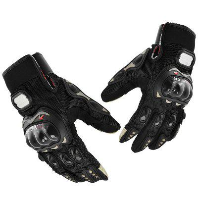 PRO - BIKER MCS - 01C Ridding Motorcycle Gloves 1 Pair
